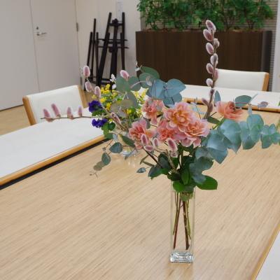 オークリーフ(絵画教室の花12)_f0049672_19392313.jpg