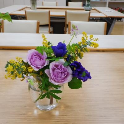 オークリーフ(絵画教室の花12)_f0049672_19392686.jpg
