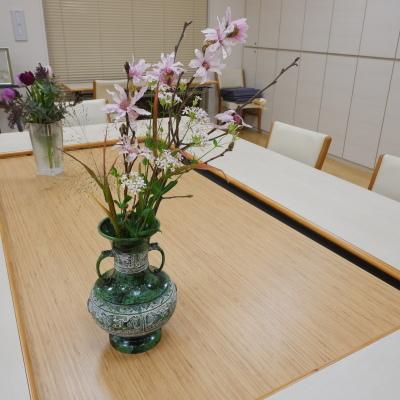 オークリーフ(絵画教室の花12)_f0049672_19393090.jpg
