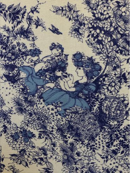 vintage fabric panel / DENMARK_c0139773_12344524.jpg