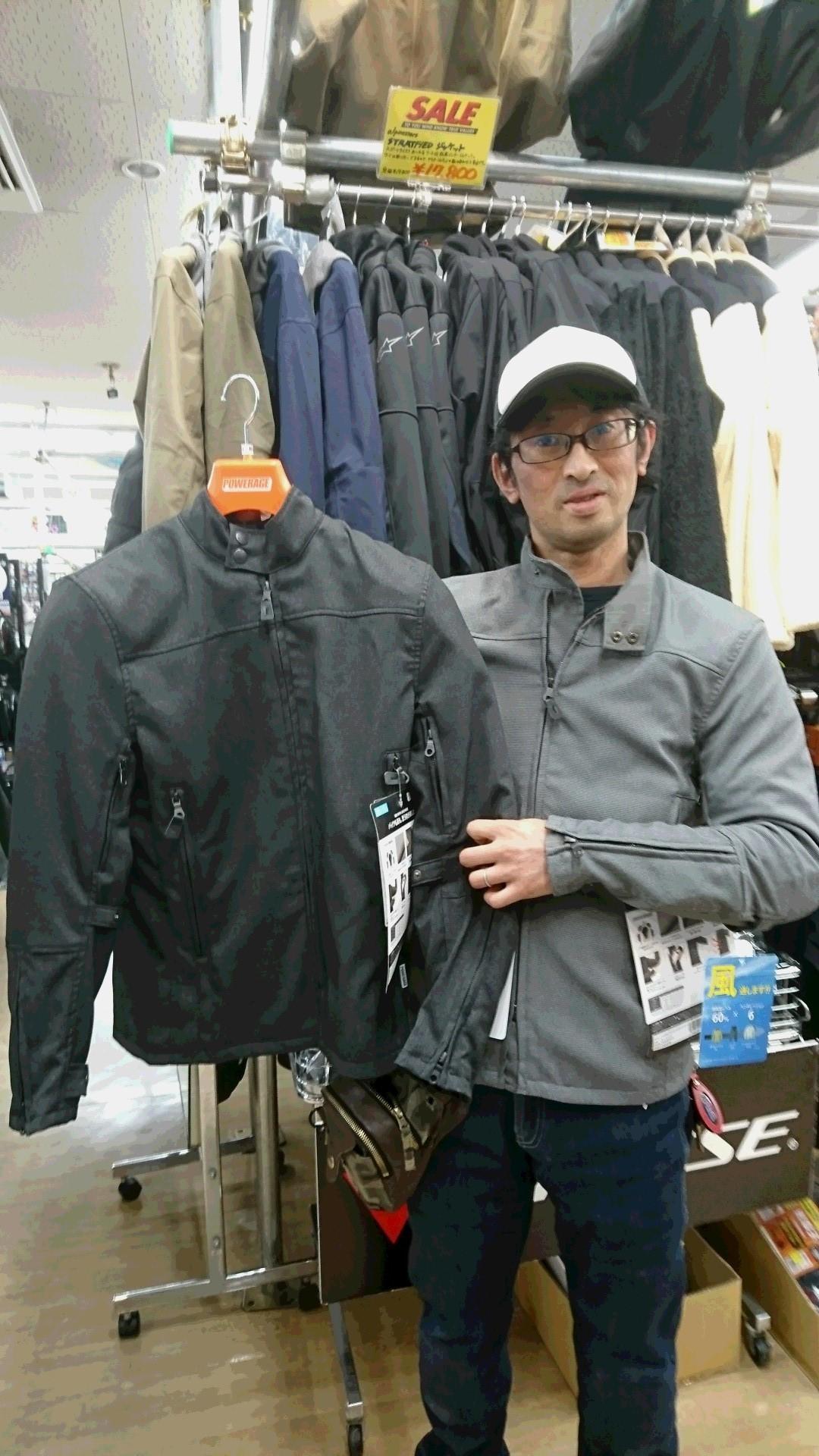 高松店・新作ジャケット情報【パワーエイジ】_b0163075_12451680.jpg