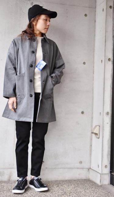 Yarmo  WORK COAT JKT (修正・別注)_d0152280_20372434.jpg