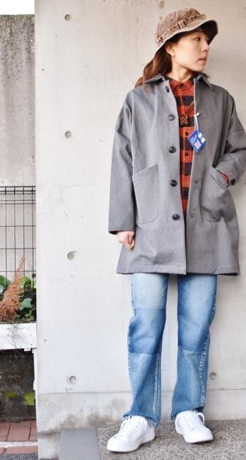 Yarmo  WORK COAT JKT (修正・別注)_d0152280_20420202.jpg