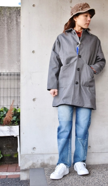Yarmo  WORK COAT JKT (修正・別注)_d0152280_20421429.jpg