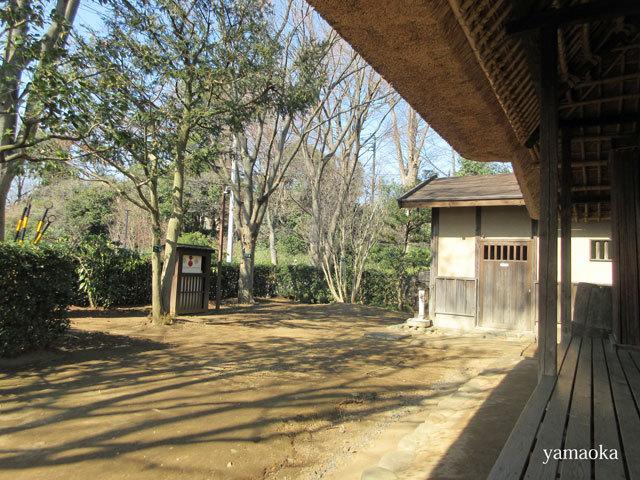 武蔵野の一人歩き。_f0071480_14572541.jpg