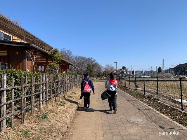 武蔵野の一人歩き。_f0071480_15151155.jpg