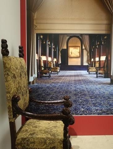 建築倉庫ミュージアム「クラシックホテル展」内覧会に参加してきました_b0053082_20123125.jpg