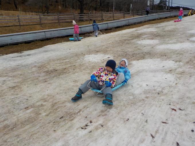 雪遊び 1月_c0197584_13182718.jpg