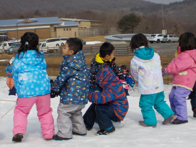 雪遊び 2月_c0197584_13480614.jpg