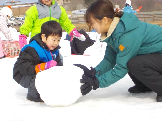 雪遊び 2月_c0197584_13481669.jpg