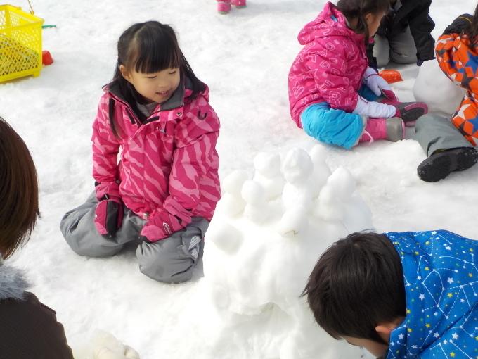 雪遊び 2月_c0197584_13482569.jpg