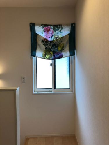 こだわりのカーテンに包まれた生活 お家訪問_f0196294_14340986.jpg