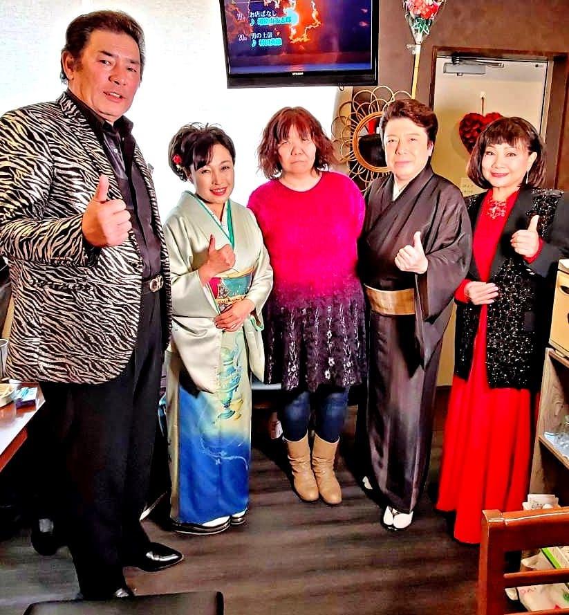 「歌う!セールスマン・ローカル線歌の旅」2月ロケ二日目_b0083801_08225210.jpg