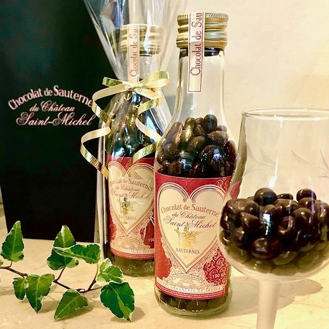貴腐ワインのチョコレート_a0233202_17283314.jpg