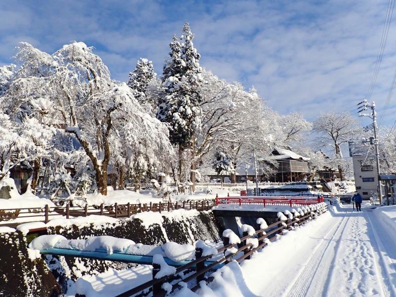 浦佐の美しい冬景色を見ることが出来ました!_c0336902_16520718.jpg