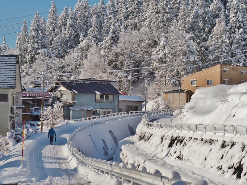 浦佐の美しい冬景色を見ることが出来ました!_c0336902_16521319.jpg