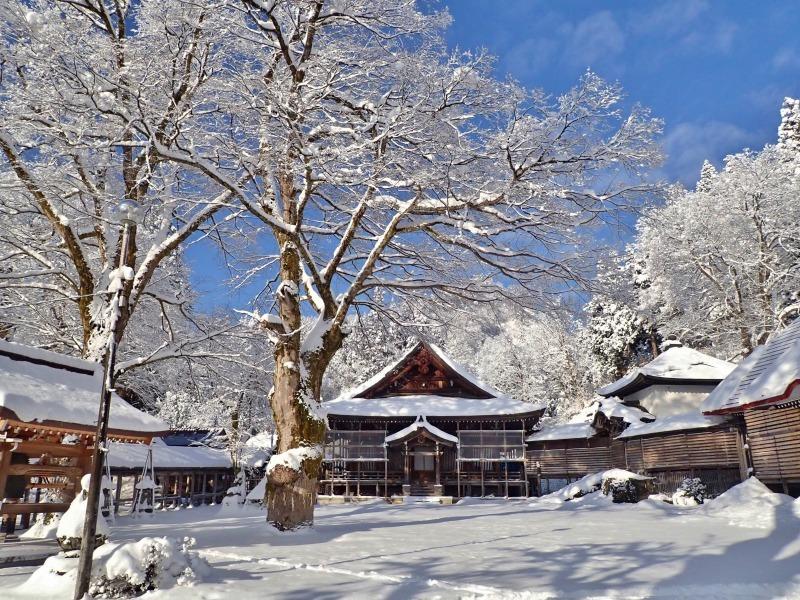 浦佐の美しい冬景色を見ることが出来ました!_c0336902_16523843.jpg