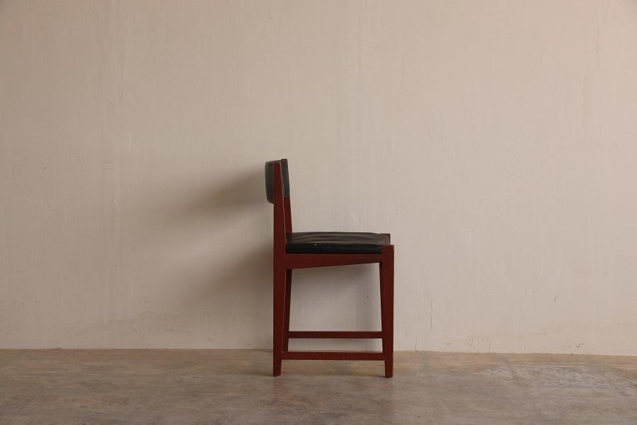 『Peter Hvidt&Orla Molgaard Nielsen Teak Chair』_c0211307_06414123.jpg