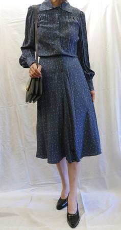 BLUE dress_f0144612_20255480.jpg