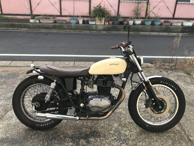 250TR カスタム ヤマシタ号 納車!_a0164918_16493766.jpg