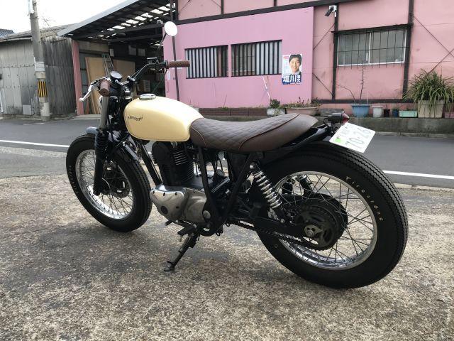 250TR カスタム ヤマシタ号 納車!_a0164918_16500545.jpg