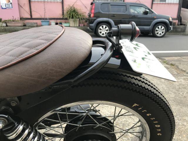 250TR カスタム ヤマシタ号 納車!_a0164918_16510984.jpg