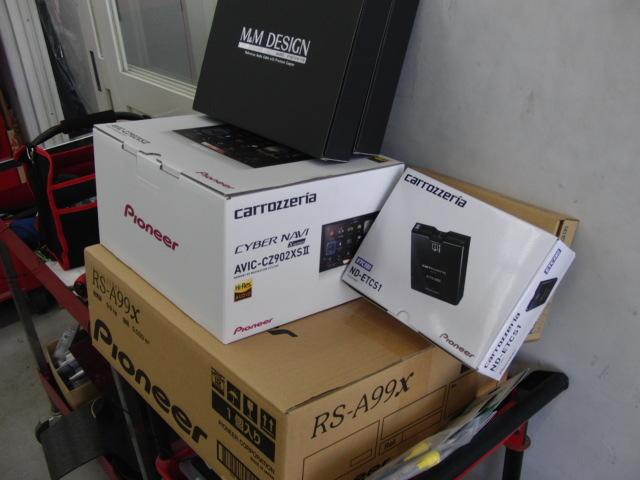 日産ノートe-power NISMO Sにオーディオ!!_c0360321_21045989.jpg