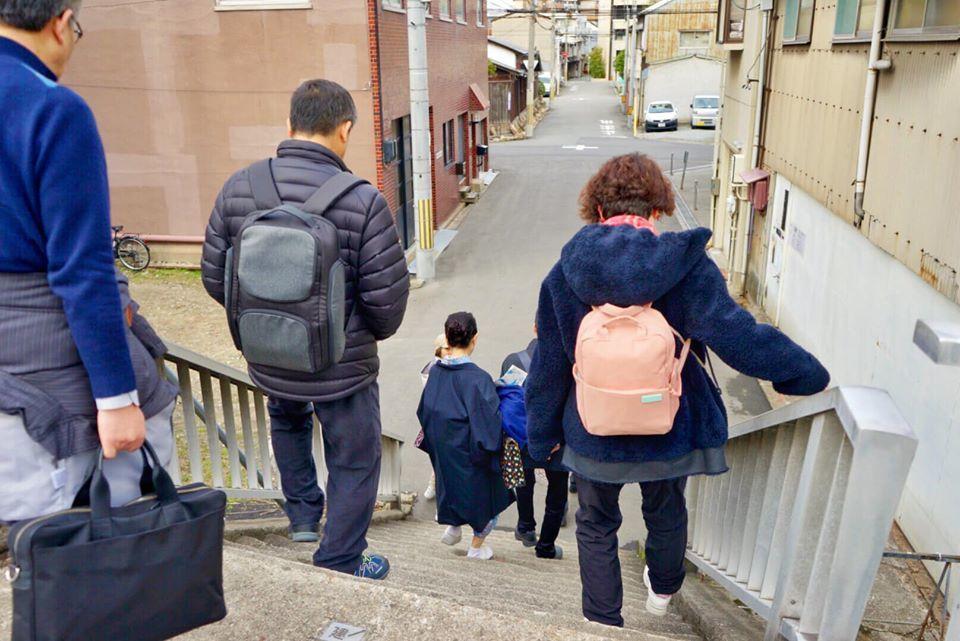 第21回「街歩き&グルメの会」を開催しました 3-9浜田くんより_b0292131_10404604.jpg