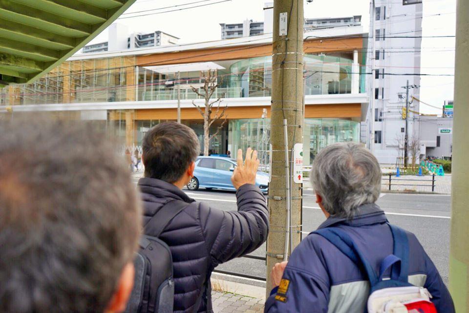 第21回「街歩き&グルメの会」を開催しました 3-9浜田くんより_b0292131_10423757.jpg