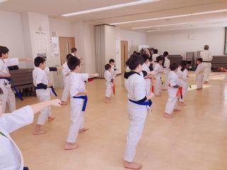 日曜空手 屯田教室 新琴似・新川教室_c0118332_13430548.jpg
