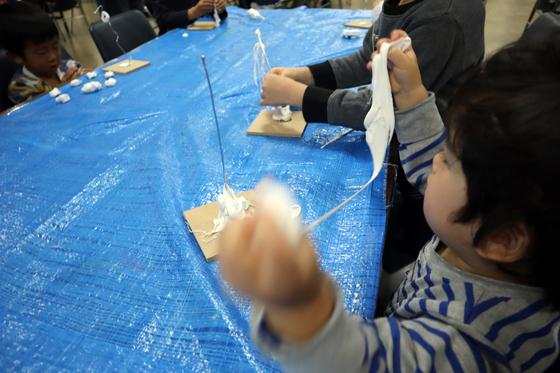 やと子ども美術教室 ~ 粘土で遊ぼう ~_e0222340_14184987.jpg