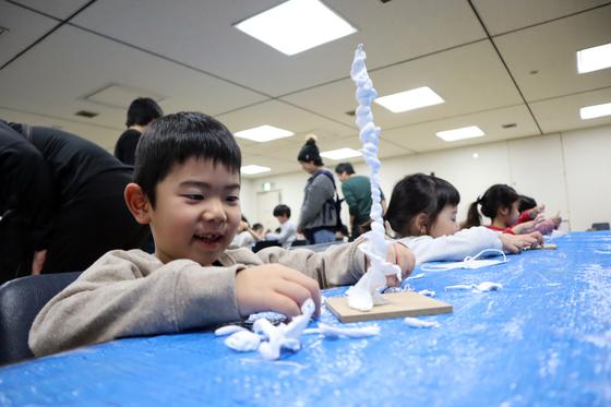 やと子ども美術教室 ~ 粘土で遊ぼう ~_e0222340_1420447.jpg