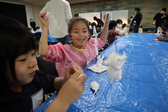 やと子ども美術教室 ~ 粘土で遊ぼう ~_e0222340_14211378.jpg