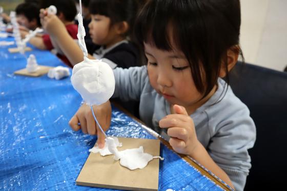 やと子ども美術教室 ~ 粘土で遊ぼう ~_e0222340_14212631.jpg