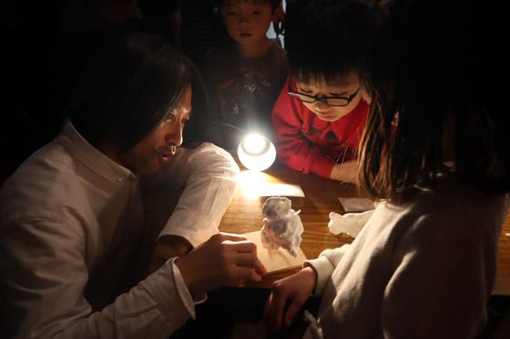 やと子ども美術教室 ~ 粘土で遊ぼう ~_e0222340_1436314.jpg