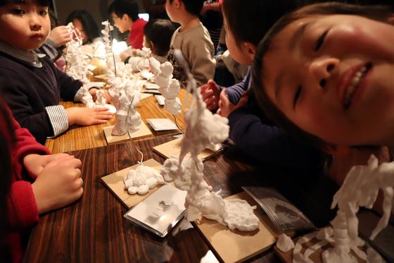 やと子ども美術教室 ~ 粘土で遊ぼう ~_e0222340_14374773.jpg