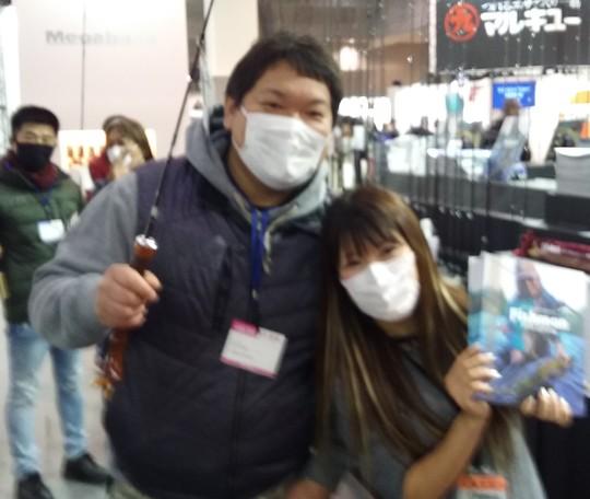 フィッシングショー大阪2020 後編❕❕_e0212944_11133117.jpg
