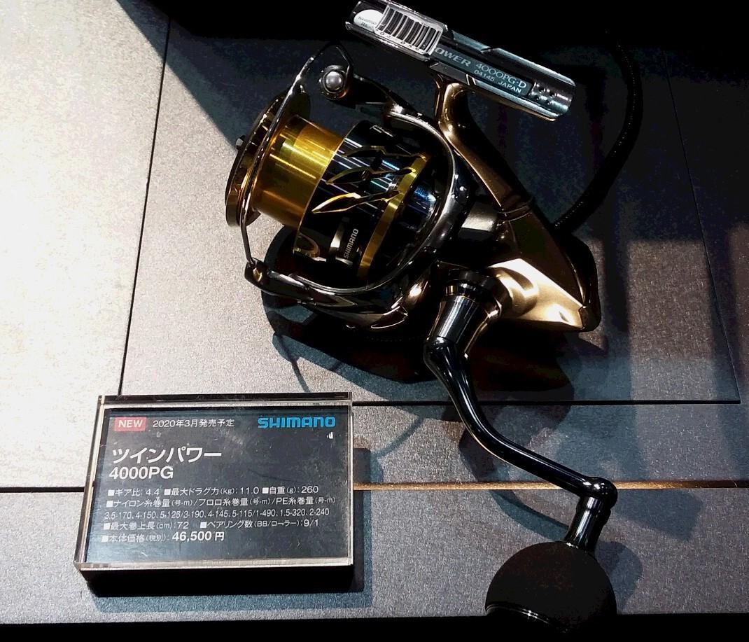 フィッシングショー大阪2020 後編❕❕_e0212944_1121127.jpg