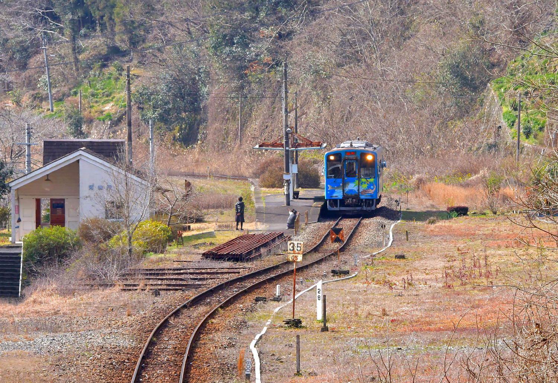 錦川鉄道短訪_a0251146_20562555.jpg