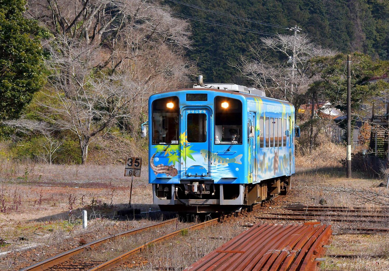 錦川鉄道短訪_a0251146_20572113.jpg