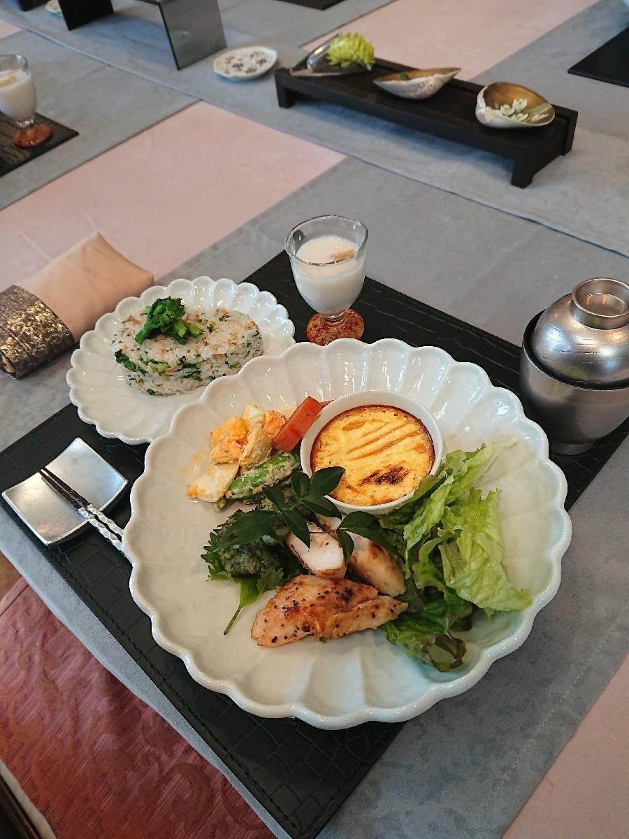 「優しい時間」2月第1週の料理教室_f0323446_00291578.jpg