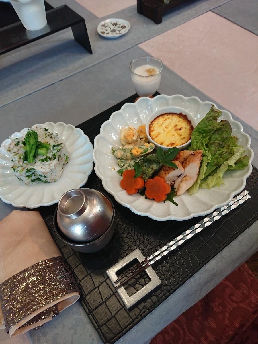 「優しい時間」2月第1週の料理教室_f0323446_00291579.jpg