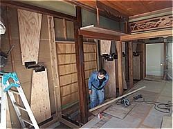 木造耐震補強工事-T邸 制震装置_c0087349_11180561.jpg