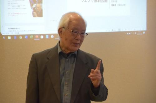 日本科学ジャーナリスト会議で講演_b0115553_08123186.jpg