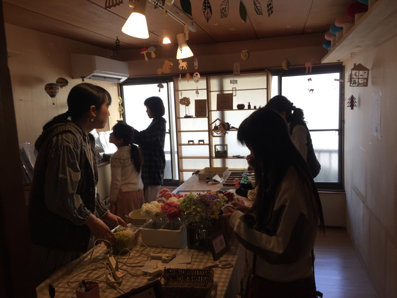 TANEYA カフェ百時 さんで開催の 「つなぐてしごと」vol.4 _c0074553_16412254.jpg