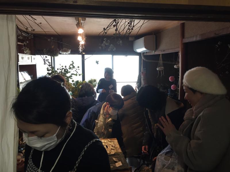 TANEYA カフェ百時 さんで開催の 「つなぐてしごと」vol.4 _c0074553_16412543.jpg