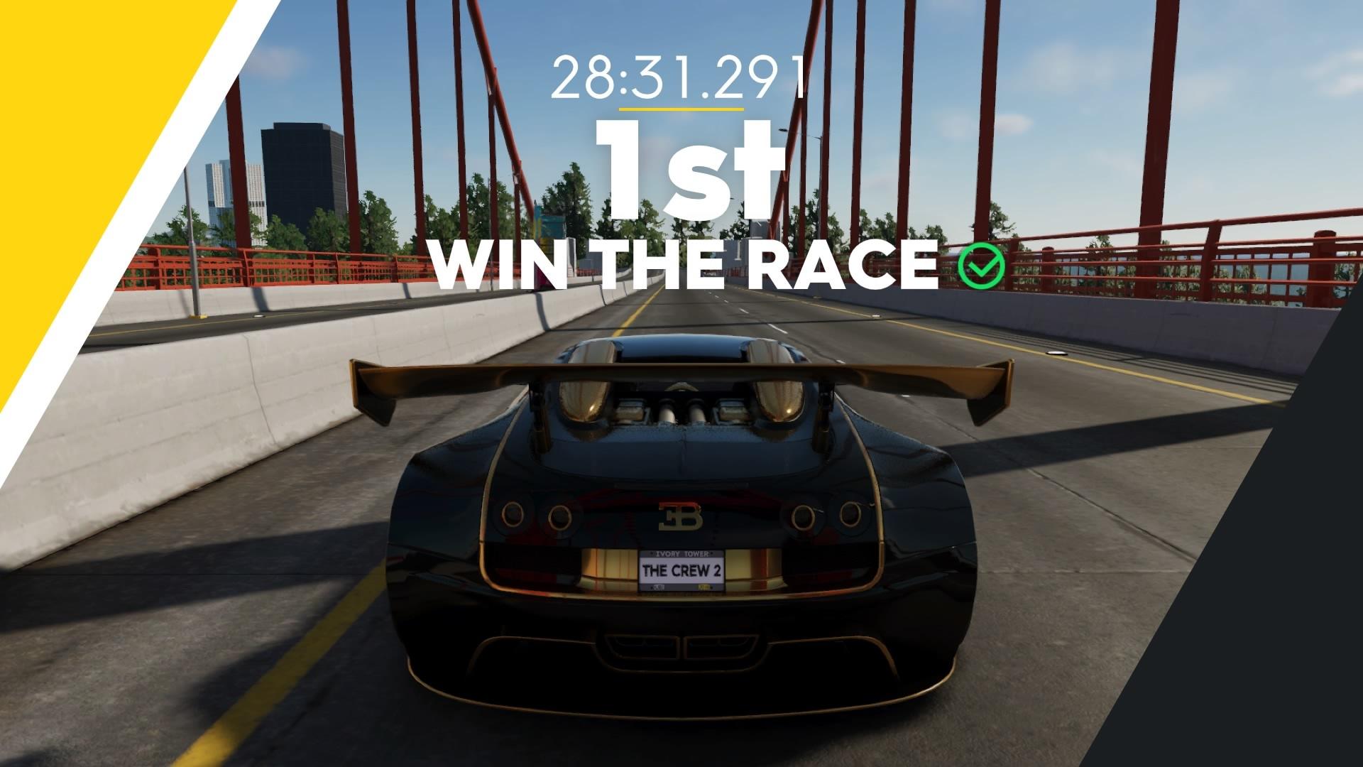 ゲーム「THE CREW2 P1でライブリワード探しの旅 & Veyron Edition Oneで走りまくる」_b0362459_22230354.jpg