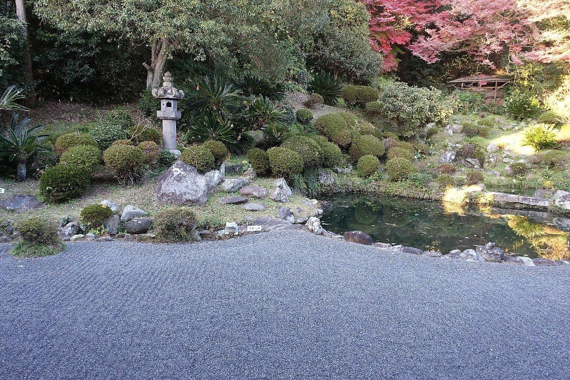 巨鼇山 清見寺庭園_c0112559_08510286.jpg
