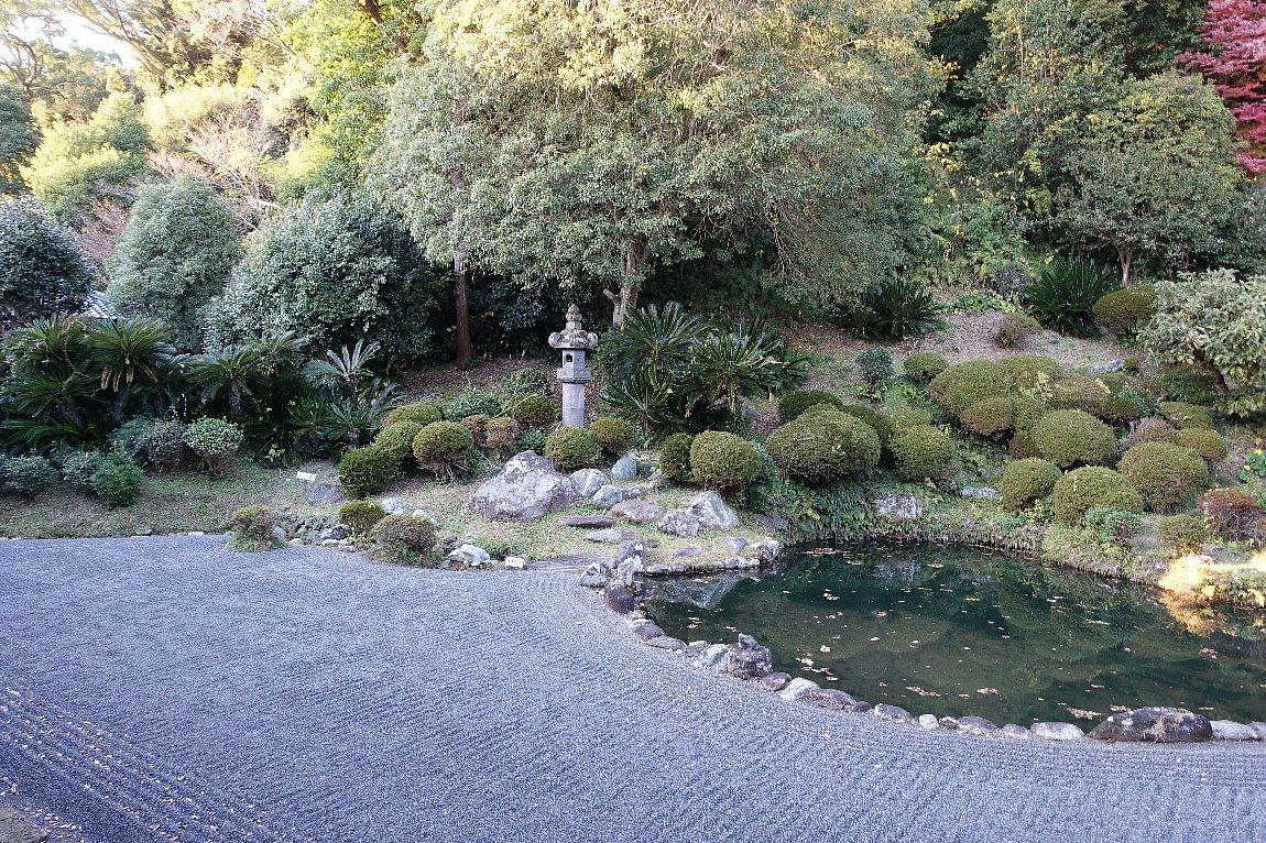 巨鼇山 清見寺庭園_c0112559_08535774.jpg