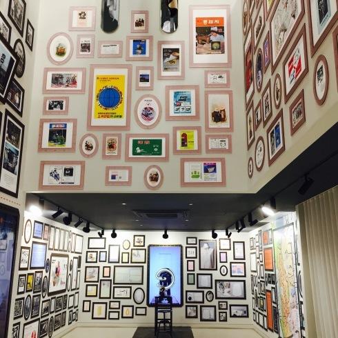 ひとりソウル旅行 20 東大門☆イウムピウム縫製博物館に感動・・・ その1_f0054260_14540033.jpg